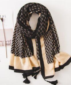 Écharpe en laine FIVA 1