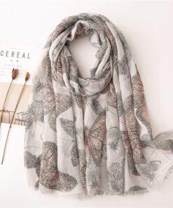 Écharpe en laine MERVA 1